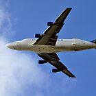 Boeing Dreamlifter by Bob Hortman
