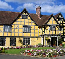 The Whittington Inn, Staffordshire, England by hjaynefoster
