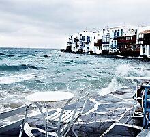 Contemplation over the Mediterranean. by pixeljunkie19