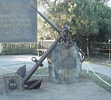 Lest We Forget - Anzac Day 25th April by Geoff Stone