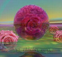Dream ocean by walstraasart