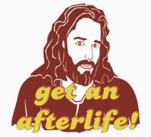 Get An Afterlife Jesus by gleekgirl