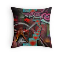Excerpt from a Dream Throw Pillow