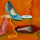 Shoe Party by Marita McVeigh