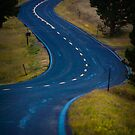 Blue Highway by Peter Maeck