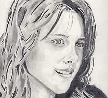 Kristen Stewart by whatlies45