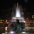 Trafalgar Fountain by aurionan