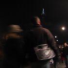Stroll to Trafalgar by aurionan