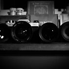 A Camera and it's Lenses by DreamOfAutumn