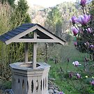 HomeMaid Wishing Well - My Smokies Garden by JeffeeArt4u