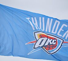 # 0940 OKC Thunder by Jerry Vaughn