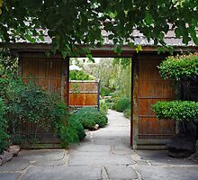 Gateway to peace and tranquility by Bailey Designs