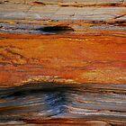 rustic rock by simphoto