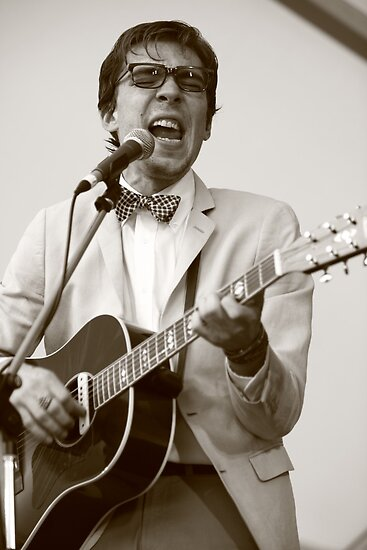 Justin Townes Earle by david gilliver