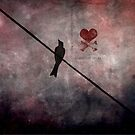 I told you loving me wouldn't be easy  by S .