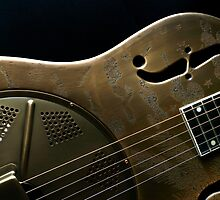 Guitar Icon : Resonator by Nick Bland