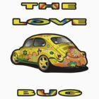 THE LOVE BUG by zacco