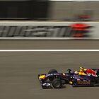 F1 Shanghai - Mark Webber - Red Bull Racing by Mark Bolton