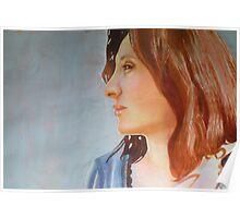 Profile Portrait of  Sophie Poster