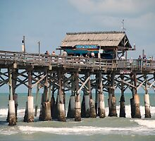Cocoa Beach Pier by xPressiveImages