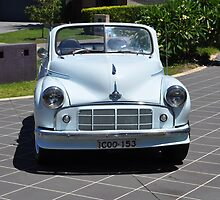 Morris Minor Convertable. by Brandie1