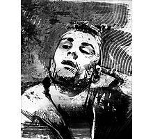 Robert Deniro as Taxi Driver Photographic Print