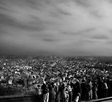 Kathmandu Valley, Nepal  by SRana