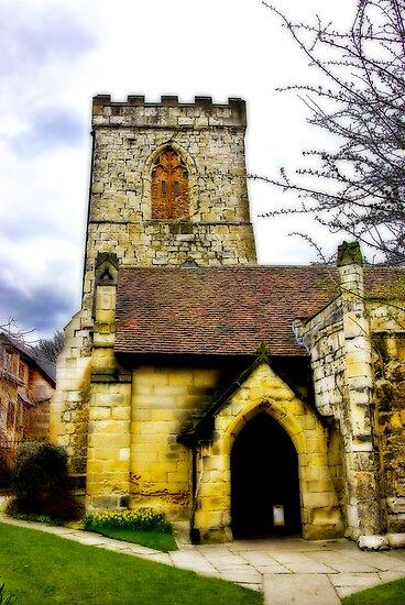 Holy Trinity Church - Goodramgate,York by Trevor Kersley