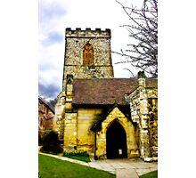 Holy Trinity Church - Goodramgate,York Photographic Print