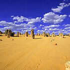 Pinnacles Western Australia by Trip69