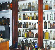 Apothecary Shop by DottieDees