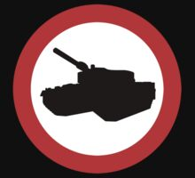 No tanks by Justin Minns