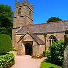 Lanhydrock Church by ColinBoylett