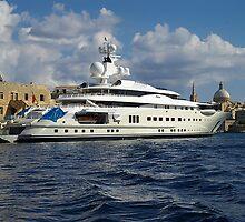 Pelorus - super yacht by Jon Lees