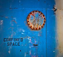 Confined Space by Peter Maeck