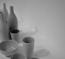 Pottery at GoMA by redzombie23