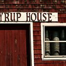 Retired Syrup House by mooselandtours