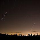 Star Trails by Nigel Donald