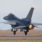 F-16C by Stephen Titow
