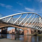 Castlefield bridge by Brian Stark