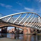Castlefield bridge by Brian Stark