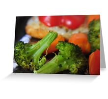 Grilled Greeting Card