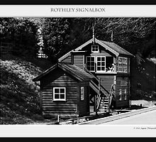 Rothley Signalbox by David J Knight