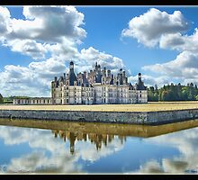 Chateau Chambord by speedygonzales