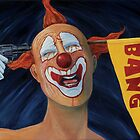 The Clowngun Tragicomedy by Ben Louria