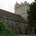 Church of the Holy Rood, Wool, Dorset by BronReid