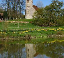'Reflections' ( Aldham, Suffolk ) by wiggyofipswich