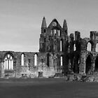 Whitby Abbey Panorama by GeorgeOne