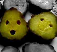 Happy Pickles by Tanya Keefe