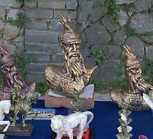Albanian craft products by Petrit  Metohu